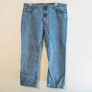 Faded Glory men's jeans straight leg size 42/30